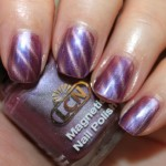 purple magnetic nail polish , 8 Magnetic Nail Polish Designs In Nail Category