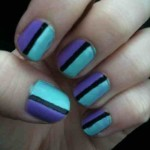 Quick And Easy Nail Art Design , 6 Easy Nail Designs Tumblr In Nail Category