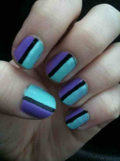 Large : 500 x 667 ... - Quick And Easy Nail Art Design : 6 Easy Nail Designs Tumblr