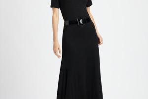 450x600px 9 Ralph Lauren Little Black Dress Picture in Fashion