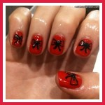 red nail designs , 7 Red Prom Nail Designs In Nail Category