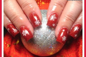 781x600px 7 Red Prom Nail Designs Picture in Nail
