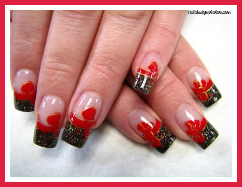 Red prom nail polish designs 7 red prom nail designs woman large 779 x 600 prinsesfo Gallery
