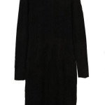 round neck long sleeve embroidery sweater dress , 10 Long Sleeve Black Sweater Dress In Fashion Category