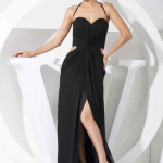 sexy long prom dresses , 10 Sexy Long Black Dress In Fashion Category