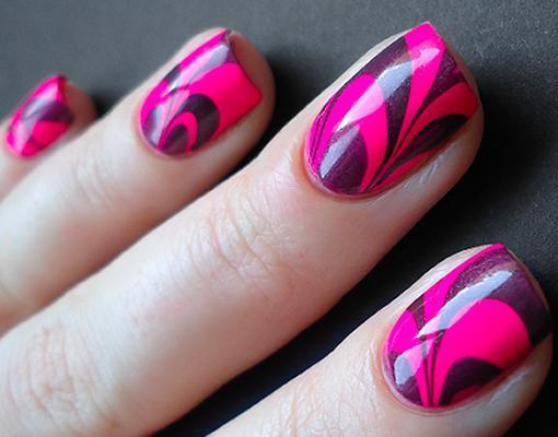 Несколько в одном дизайн ногтей