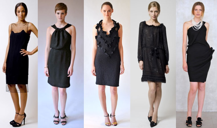 Fashion , 7 Shoes To Wear With Little Black Dress : Shoes To Go With Black Dress