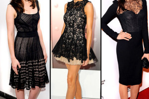 Fashion , 7 Shoes To Wear With Little Black Dress : shoes to wear with a little black dress