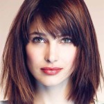 short hairstyles for square faces , 6 Short Hairstyles For Square Faces Women In Hair Style Category