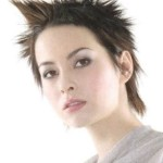 short spiky hairstyles , 5 Spiky Short Hairstyles For Women In Hair Style Category