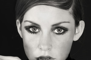 Make Up , 7 60s Eye Makeup : simple 60s eye makeup idea