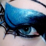 spider web in eye vision , 5 Spider Web Eye Makeup In Make Up Category