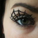 spiderweb makeup , 5 Spider Web Eye Makeup In Make Up Category