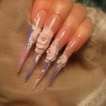 stiletto nails gallery , 7 Stiletto Nails Designs In Nail Category