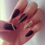 stilettonails , 7 Stiletto Nails Designs In Nail Category