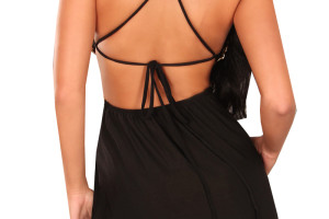 Fashion , 6 Little Black Dress Backless Style : stunning little black dress backless