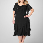 summer dresses plus size women , 11 Little Black Dresses Plus Size Women In Fashion Category