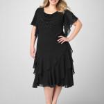 summer dresses plus size women , 11 Little Black Dresses Plus Size Women In Fashion Category