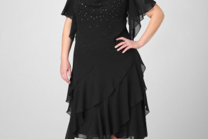 Fashion , 11 Little Black Dresses Plus Size Women : summer dresses plus size women