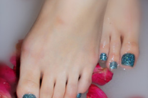 350x500px 4 Toe Nail Designs Tumblr Picture in Nail