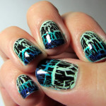 trend crackle nail polish , 6 Crackle Nail Designs In Nail Category