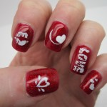 Valentines Day Nail Designs , 7 Valentines Day Nail Designs In Nail Category