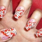 Valentine's Day Nail Designs Ideas , 7 Valentines Day Nail Designs In Nail Category