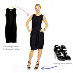 which shoes go with black dress , 7 Shoes To Wear With Little Black Dress In Fashion Category