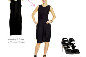Fashion , 7 Shoes To Wear With Little Black Dress : which shoes go with black dress