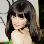 zooey deschanel eye makeup 3 , 7 Zooey Deschanel Eye Makeup In Make Up Category