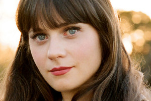 584x329px 7 Zooey Deschanel Eye Makeup Picture in Make Up