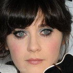 zooey deschanel eye makeup 6 , 7 Zooey Deschanel Eye Makeup In Make Up Category