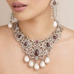 WOMEN\'S WORLD: DIAMOND NECKLACE DESIGNS FROM SENCO GOLD , 7 Diamond Necklace Designs In Jewelry Category