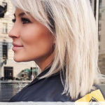 10 popular medium hairstyle for woman easy to create , 10 Woman Easy Medium Hairstyles Ideas In Hair Style Category