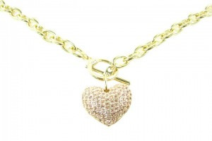 Jewelry , 6 Gold Heart Necklaces For Women : to zoom fashion necklace gold heart necklace gold heart necklace gold ...