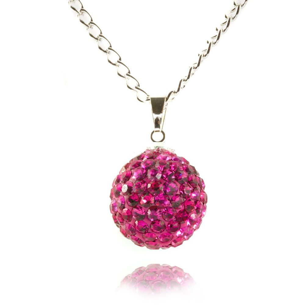 6 Crystal Necklace in Jewelry