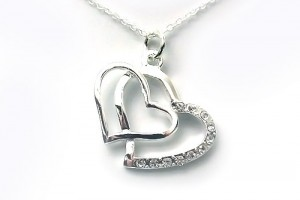 500x500px 11 White Gold Necklaces Women Picture in Jewelry