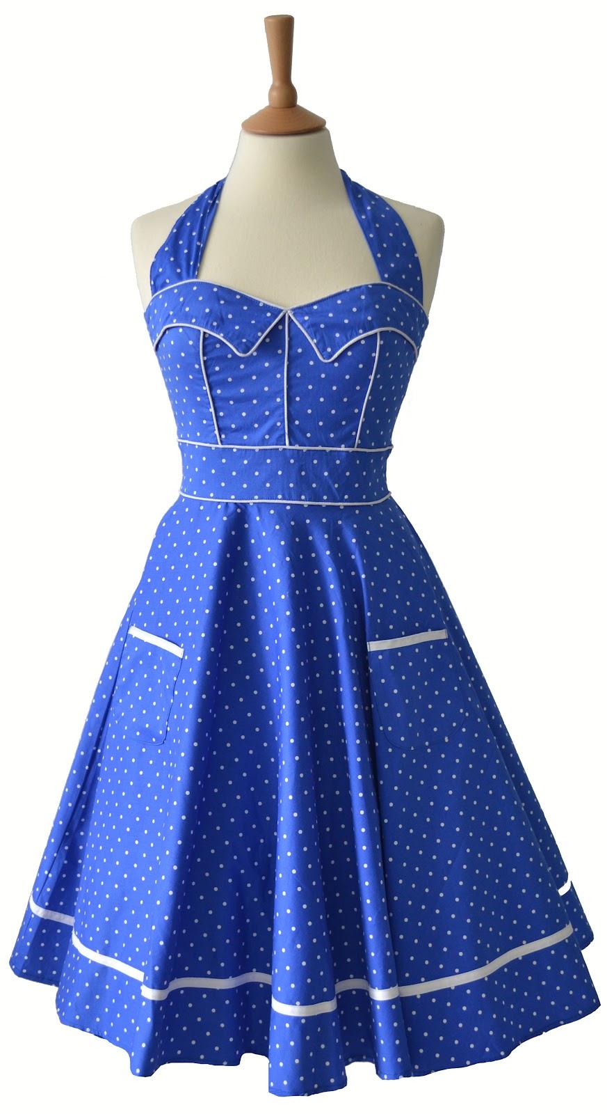 1950 vintage style dresses