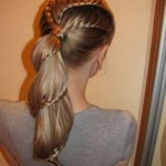 Braid One, Plait One - Black Braiding Hairstyles - Zimbio , 7 Cool Looking Braids Hairstyles In Hair Style Category