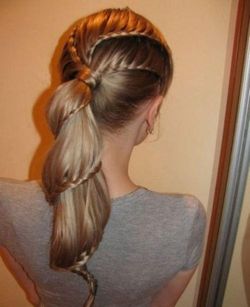 7 Cool Looking Braids Hairstyles in Hair Style
