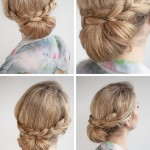 30 Buns in 30 Days , 6 Buns With Braiding Hair In Hair Style Category