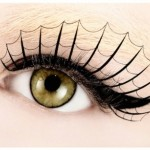 Spider web eye | Fun Face Paintings & Costumes , 7 Spider Web Eye Makeup In Make Up Category