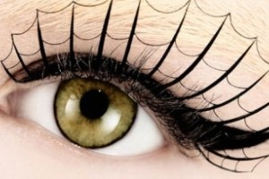 Make Up , 7 Spider Web Eye Makeup : Spider web eye | Fun Face Paintings & Costumes