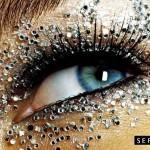 Rhinestone Eyes: Makeup Tutorials | Bellydance Vogue , 6 Rhinestone Eye Makeup In Make Up Category