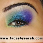 Peacock Inspired Makeup Tutorial , 6 Peacock Eye Makeup Tutorial In Make Up Category