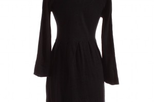 900x1170px 6 Long Sleeve Black Sweater Dress Picture in Fashion