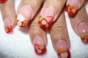 Nail , 6 Artificial Nail Designs : Acrylic Nails 2013 | Best Nail Designs