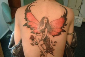 tattoo , 7 Necklace Tattoos For Women : 4811-young-fairy-tattoo-for-women_large.jpg
