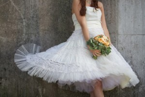 451x600px 6 Vintage Short Wedding Dress Picture in Wedding