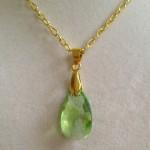 Swarovski Crystal Necklace by joytoyou41 on Etsy, $25.00   My jewels , 6 Crystal Necklace Etsy In Jewelry Category